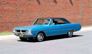 One of the key selling points when the Dodge Dart first hit the market was the fact that it was such a small car and easy to park.