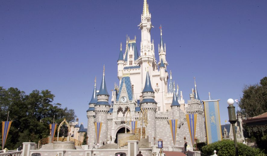 Disney Readies New Security Policy For Magic Kingdom Washington Times