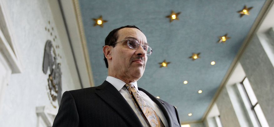 """Allegations of improprieties have tripped up D.C. Mayor Vincent C. Gray in only the third month of his term. """"Now we got to spend all this money on investigations. We're always spending on the wrong things,"""" said Raymond Washington, a Ward 8 resident. (Associated Press)"""