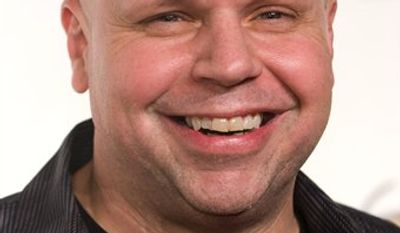 """FILE - In this Jan. 19, 2010 file photo, Matt Pinfield attends the premiere screening for season three of FX's legal thriller """"Damages"""" in New York. (AP Photo/Charles Sykes, File)"""
