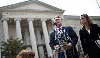 **FILE** Montgomery County State's Attorney John McCarthy (Drew Angerer/The Washington Times)