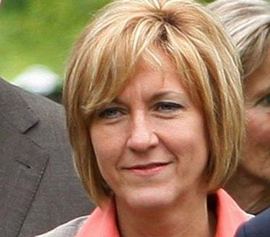 **FILE** Rep. Betty Sutton of Ohio (Associated Press)