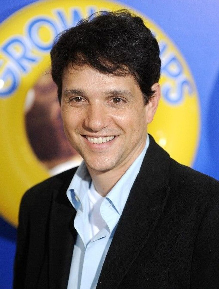 """Ralph Macchio, with 24 out of 30 points, leads after the 12th-season premiere of """"Dancing With the Stars."""""""