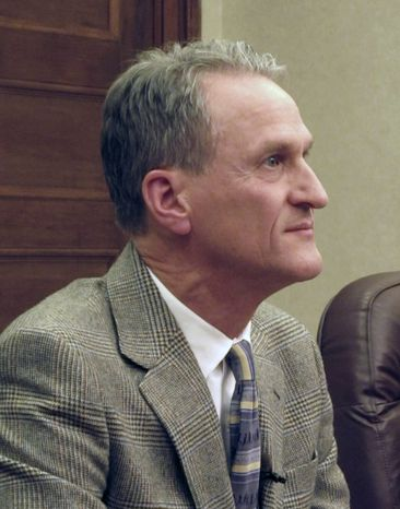South Dakota Gov. Dennis Daugaard (AP Photo/Chet Brokaw)