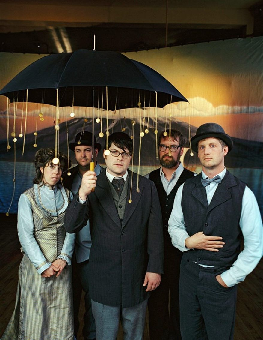 """Members of the Decemberists wrote a letter to Congress asking that funding for noncommercial radio continue, arguing that NPR """"airplay was and is essential to the growth of our band and business."""""""