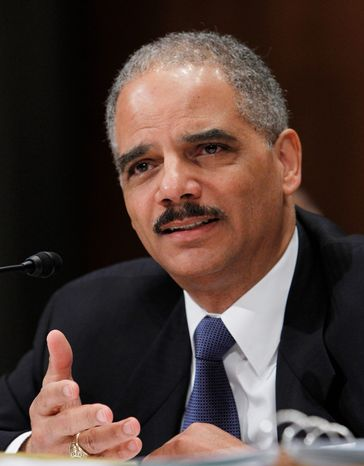 Attorney General Eric H. Holder Jr. has offered to work with Congress on a law that would let law enforcement delay constitutional Miranda warnings to terror suspects. (Associated Press)
