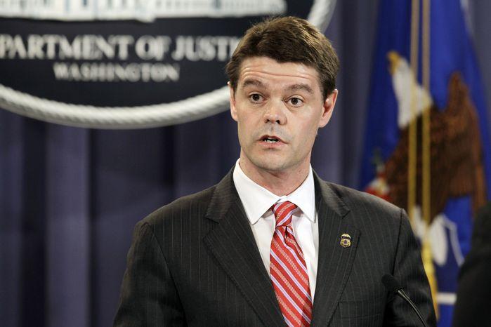 ** FILE ** John Morton, director of Immigration and Customs Enforcement. (Associated Press)