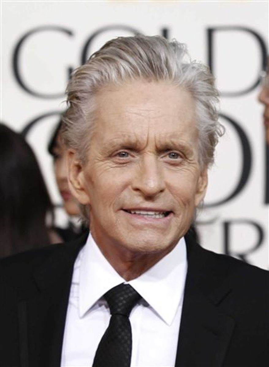Michael Douglas (AP Photo/Matt Sayles)