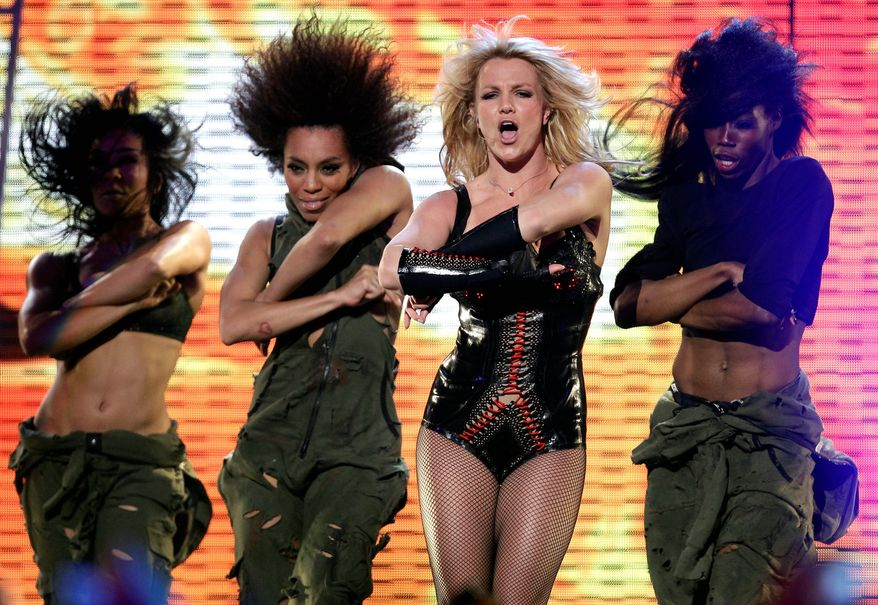 """ASSOCIATED PRESS Britney Spears' new album """"Femme Fatale"""" follows a period of relative stability for the 29-year-old pop star, who has lived the musical equivalent of several lifetimes in a career that has been burnt to the ground and resurrected at regular intervals."""