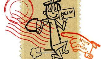 Illustration: US Postal Service