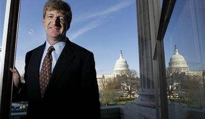 This March 2011 photograph released by Patrick Kennedy, show Kennedy, right, with fiance Amy Petitgout. Kennedy, former U.S. Rep. from Rhode Island and son of the late Sen. Edward Kennedy, is engaged to be married to Petitgout, a sixth-grade public school teacher from New Jersey. No date for the wedding has been set. (AP Photo/Patrick Kennedy)   NO SALES