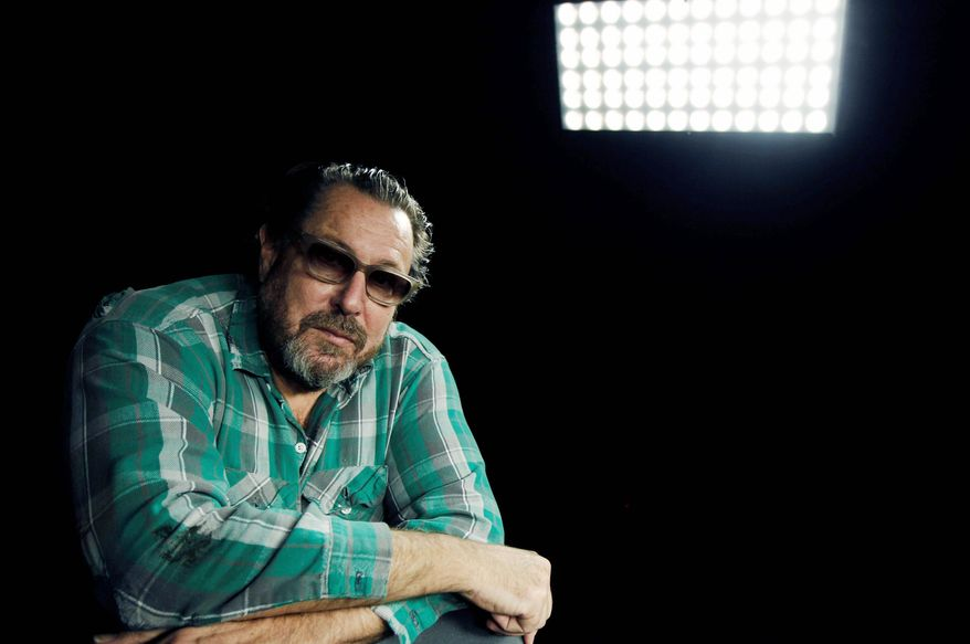 "Oscar-nominated director Julian Schnabel dismissed critics of his new film, ""Miral."" ""I actually think that there's a plan to undermine this thing,"" he said. (Associated Press)"