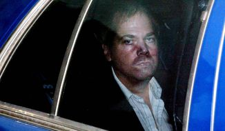 **FILE** John Hinckley Jr. (Associated Press)