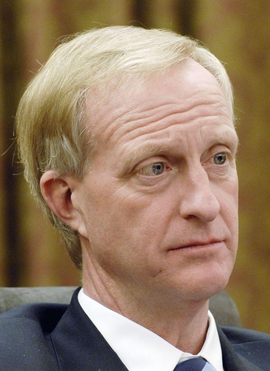 Jack Evans, Ward 2 Democrat