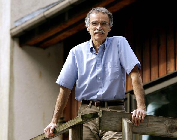 ** FILE ** Robert Rivers, of Ravena, N.Y., is one of millions of U.S. baby boomers. (Associated Press)