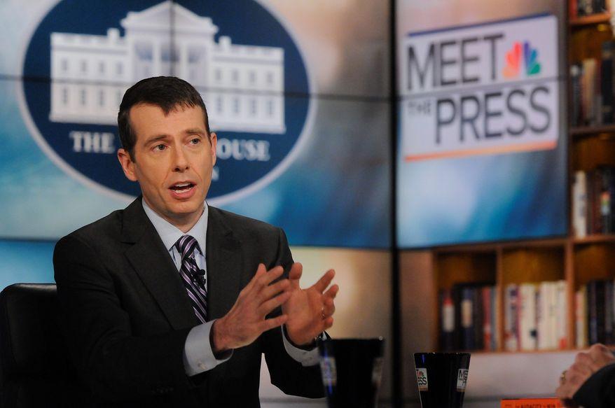 **FILE** David Plouffe, former White House senior adviser. (Associated Press)