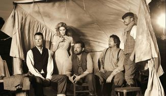 """Paper Airplane"" is Alison Krauss' first album together with Union Station in seven years, but the bluegrass stars show no trace of rust from the hiatus. (Rounder Records)"