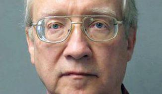 Donald Hewitt (Associated Press)