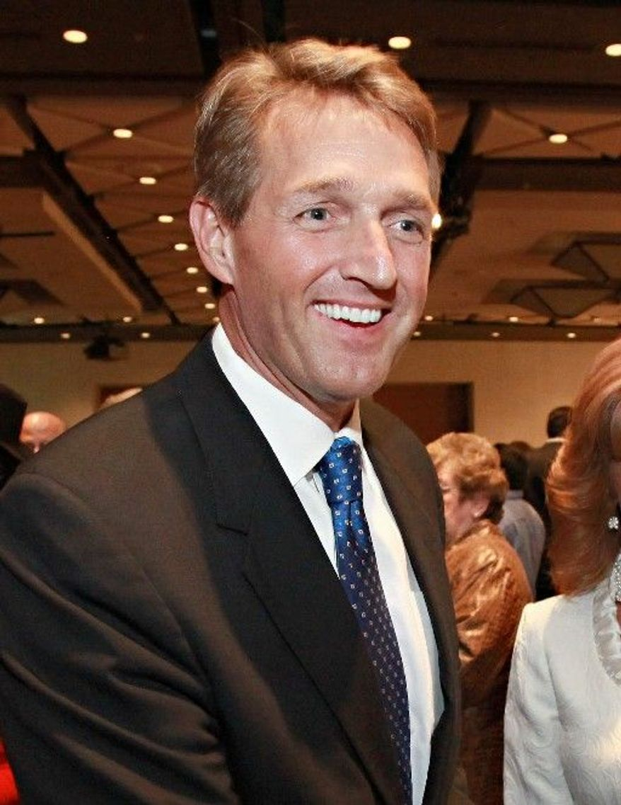 Rep. Jeff Flake, Arizona Republican (Associated Press)