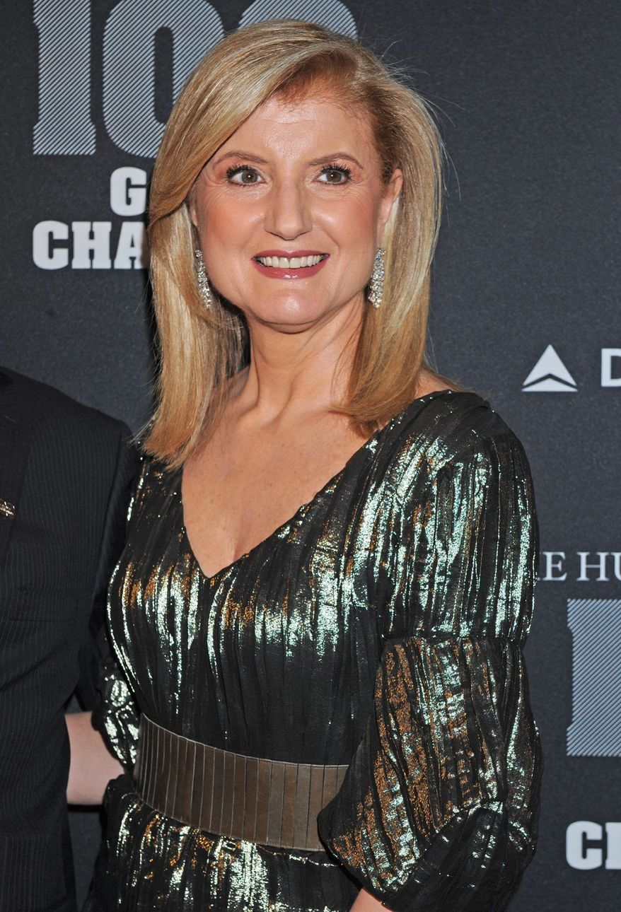 Arianna Huffington faces harsh words from a disgruntled blogger.
