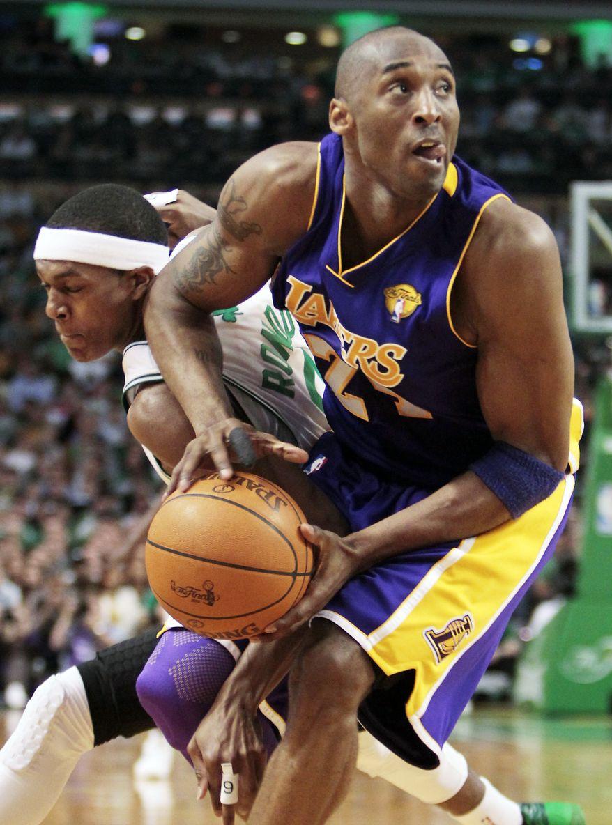 **FILE** Los Angeles Lakers guard Kobe Bryant (Associated Press)