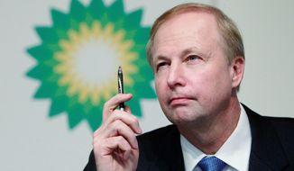 BP Chief Executive Bob Dudley (Associated Press)