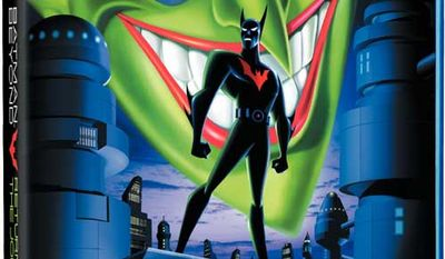 Batman Beyond: Return of the Joker from Warner Home Video is now on Blu-ray.