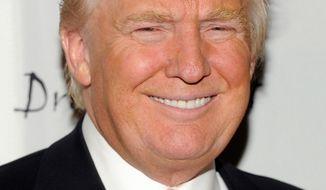 ** FILE ** Donald Trump (AP Photo)