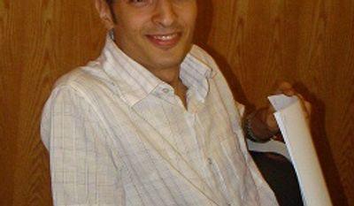 Imprisoned Egyptian blogger Maikel Nabil