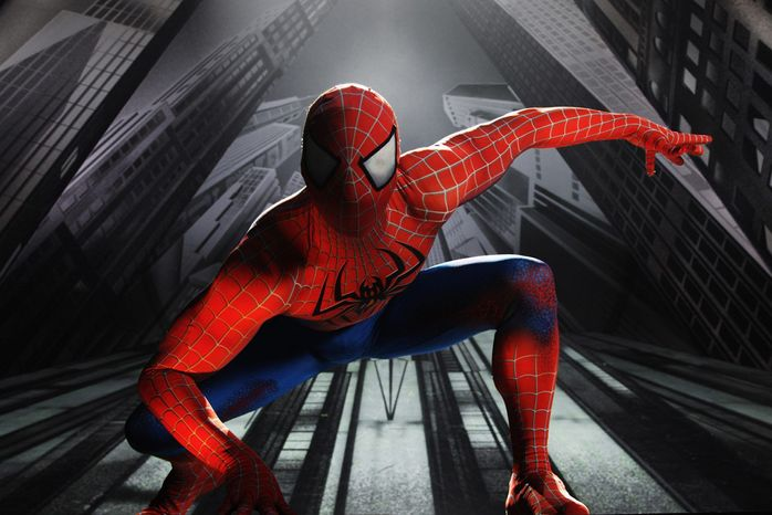 """** FILE ** """"Spider-Man: Turn Off the Dark,"""" the Broadway musical. (Associated Press)"""