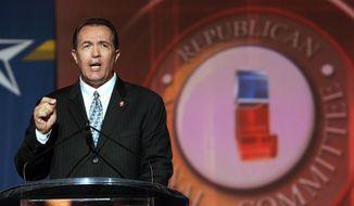 **FILE** Rep. Trent Franks, Arizona Republican (Associated Press)