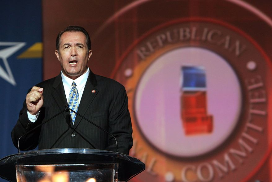 **FILE** Rep. Trent Franks, Arizona Republican (Associated Press)