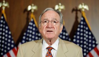 Sen. Tom Harkin, Iowa Democrat, is chairman of the Senate Health, Education, Labor and Pensions Committee. (AP Photo)