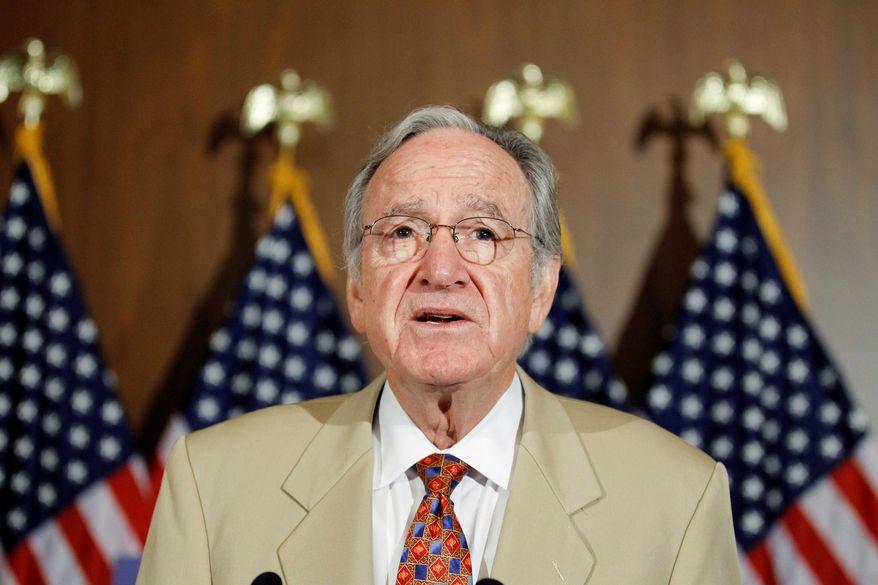 Sen. Tom Harkin, Iowa Democrat, is chairman of the Senate Health, Education, Labor and Pensions Committee. (AP Photo)