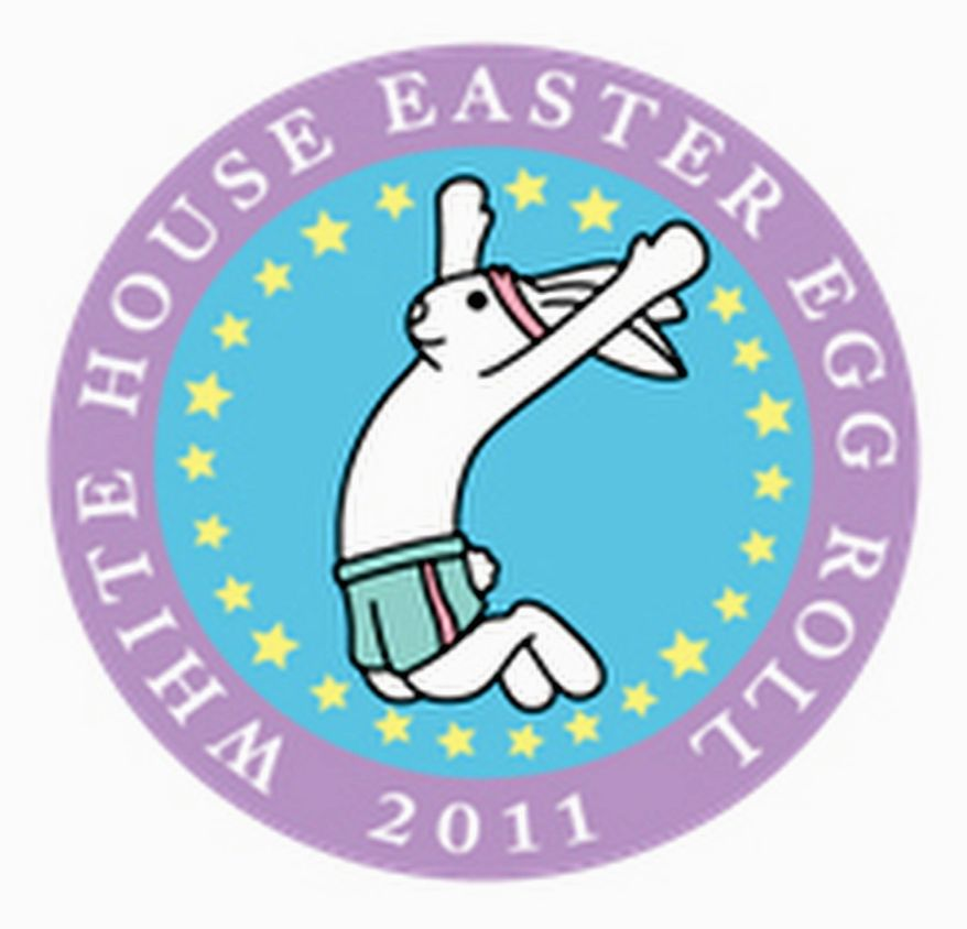 The Easter Bunny will be the star of the opening ceremony Monday for the White House Easter Egg Roll. (Photograph provided by the White House)