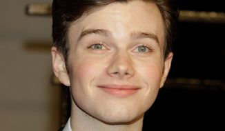 """Glee's"" Chris Colfer won't be 21 until next month, but Time magazine has listed the Golden Globes winner as one of the 100 most influential people in the world. (Associated Press)"