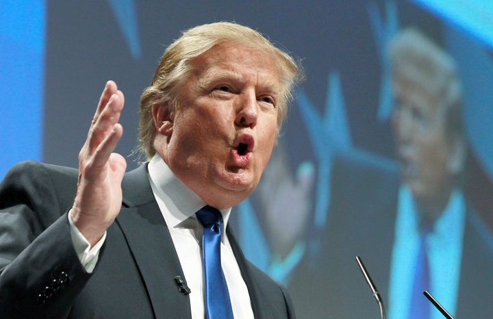 Real estate mogul Donald Trump could make inroads among the religious right in the Republican Party presidential nominating race for 2012 if he picked up the endorsement of the scion of one of the 20th century's foremost evangelists. (Associated Press)