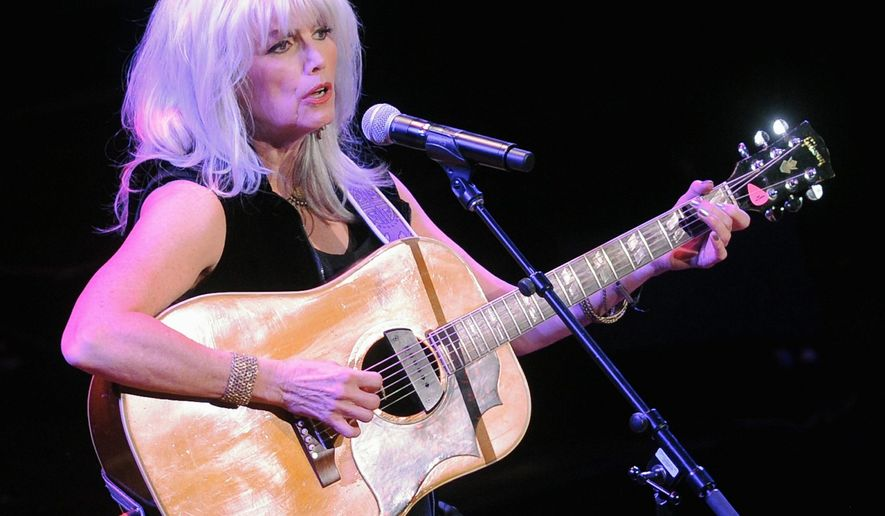 "Emmylou Harris' ""Hard Bargain"" is an understated record. The arrangements are lush, but they don't conjure up the swirling, majestic aura of her 1995 comeback album, ""Wrecking Ball."" She's at her most eloquent during the tunes that hit closest to home. (Associated Press)"