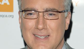 Keith Olbermann (Associated Press) **FILE**