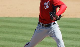 Associated Press Washington Nationals relief pitcher Henry Rodriguez, a right-hander activated Wednesday, has a fastball that has clocked in as high as 103.8 mph.