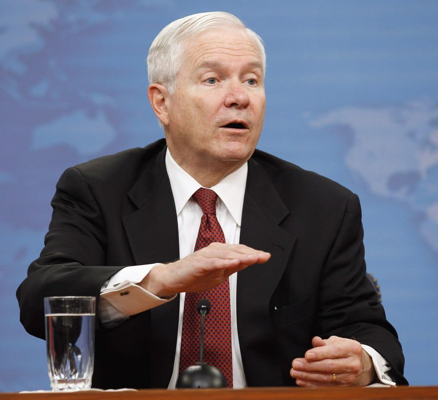 Defense Secretary Robert M. Gates, a holdover from the Bush administration, made known his desire to step down several months ago and recently made public his opposition to U.S. involvement in the air war over Libya during congressional testimony. (AP Photo)