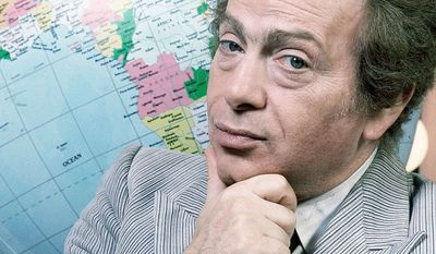 Associated Press Jackie Mason, seen here in 1987, is a tart-tongued  stand-up comedian best known for skewering  politically correct sacred cows. At 74, he's not slowing down.