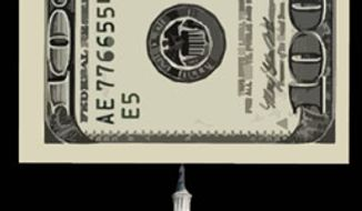 Illustration: Balanced budget