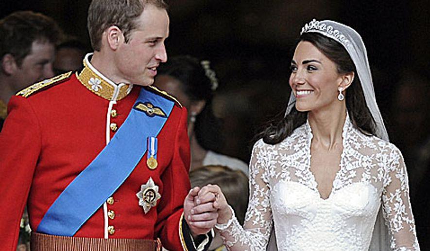 Royal Wedding Coverage.Too Much Royal Wedding Media Coverage Washington Times