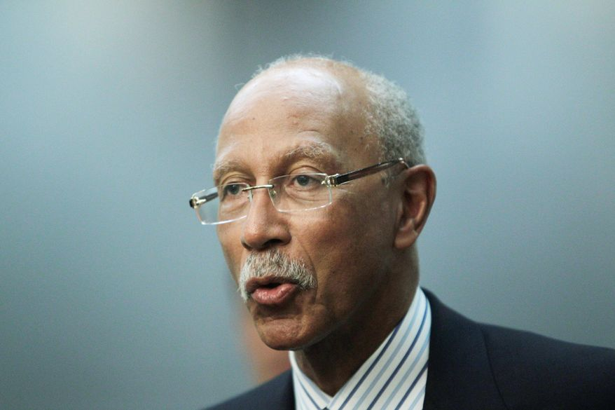 ASSOCIATED PRESS  Detroit Mayor Dave Bing saw his city lose 25 percent of its resident since the last census. Mr. Bing's spokesman said Detroit is open to New York's mayor's suggestion that the federal government allow illegal immigrants to move to the Motor City.