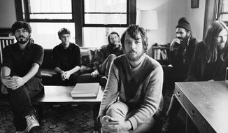 "PHOTOGRAPH PROVIDED BY FLEET FOXES For their second album, ""Helplessness Blues,"" Seattle's Fleet Foxes build towering harmonies and play a wide variety of exotic instruments, including some that are obsolete and virtually unknown."