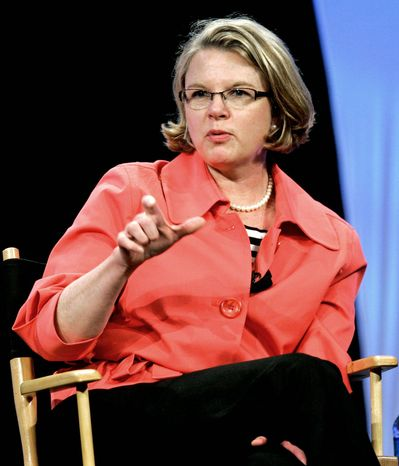 ASSOCIATED PRESS Former Secretary of Education Margaret Spellings, here in 2008, says a loss of bipartisan cooperation is hampering current education reform efforts.