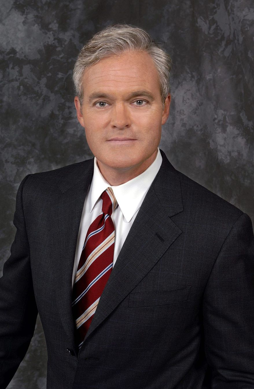 ASSOCIATED PRESS Scott Pelley