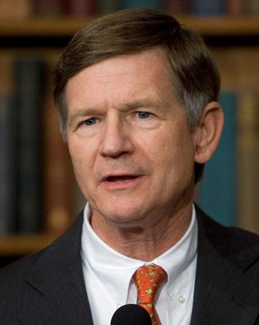 "ASSOCIATED PRESS Rep. Lamar Smith, Texas Republican, accuses the Obama administration of having ""cooked the books"" for two years regarding U.S. border security facts."