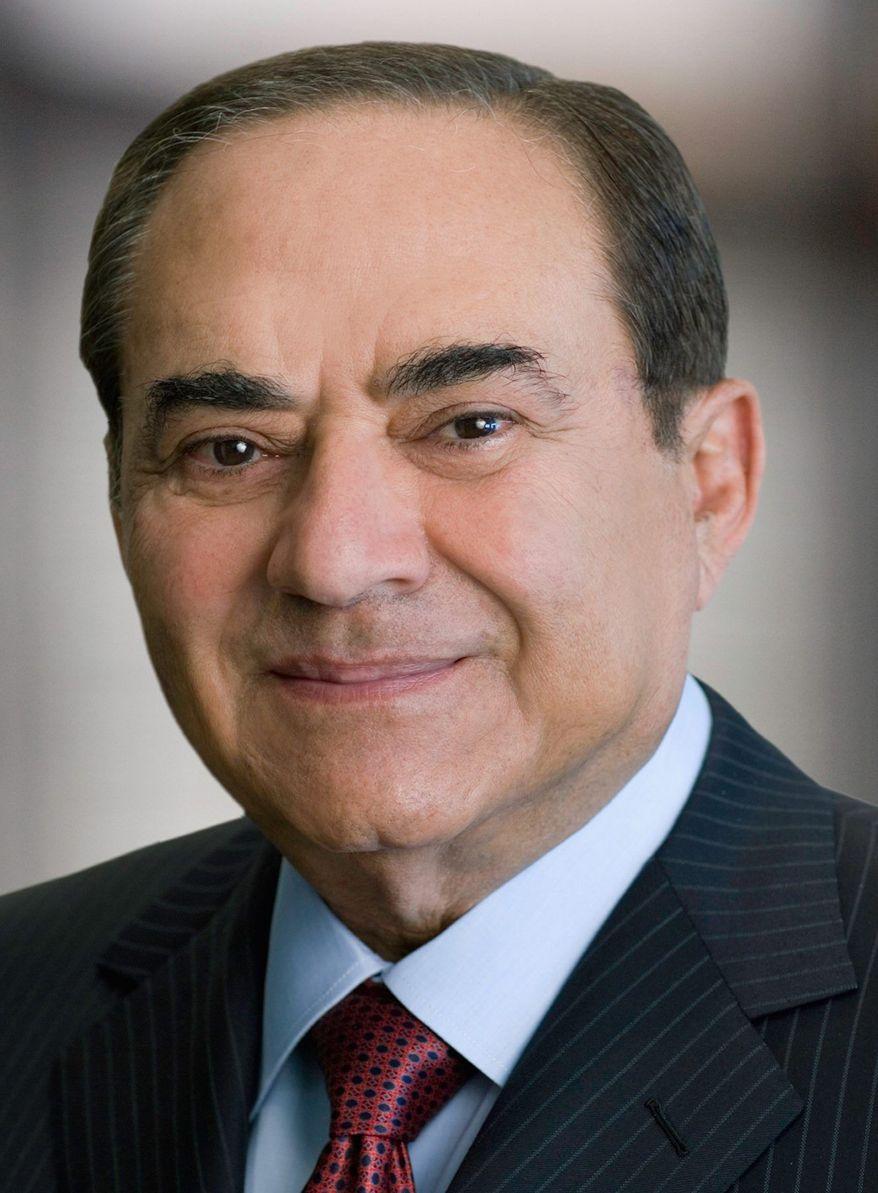 Ray R. Irani
